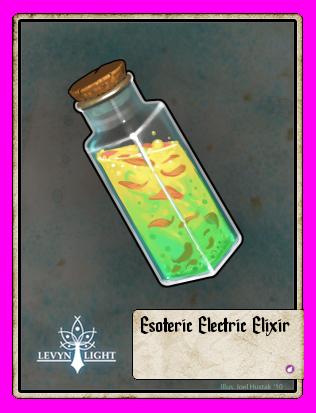 Esoteric Electric Elixir