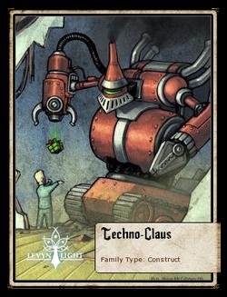 Techno-Claus