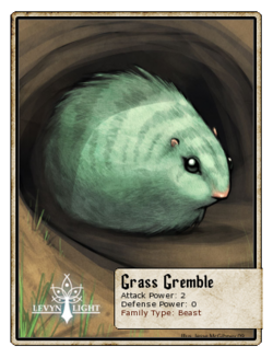Grass Gremble