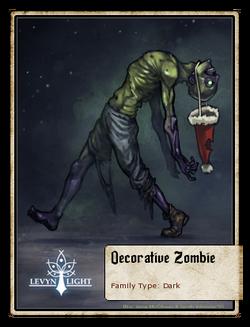 Decorative Zombie