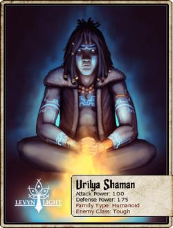 Vrilya Shaman