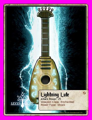 Lightning Lute