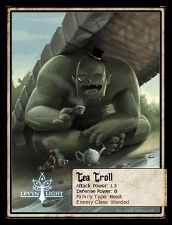 Tea Troll