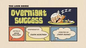 Overnight Sucess