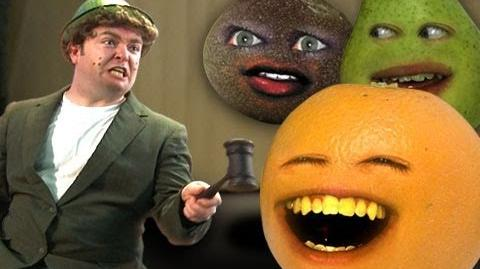 Annoying Orange: Food Court