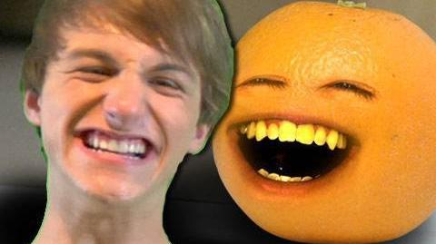 Annoying Orange vs. FRED!!!