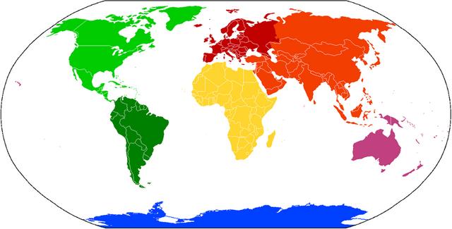 File:Continents vide couleurs.png