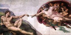 The Creation of Adam