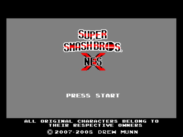 File:Title Screen SSBNES.png