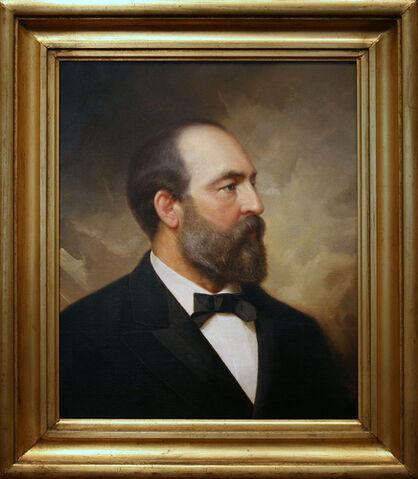 File:James Abram Garfield, Twentieth President (March-September 1881).jpg