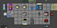 Custodial Closet