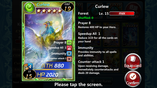 Curlew 15