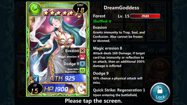 Dream Goddess 15