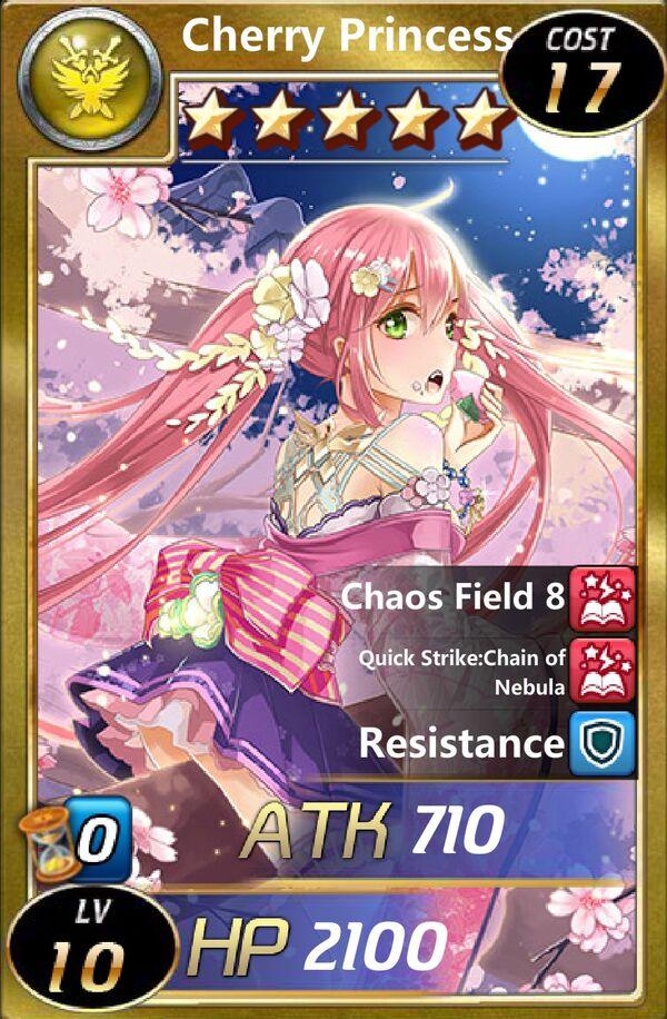 Cherry Princess