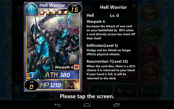 Hell Warrior 0
