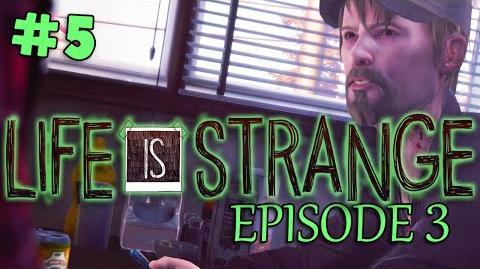 LIFE IS STRANGE CHAOS THEORY ( 5) Frank's RV