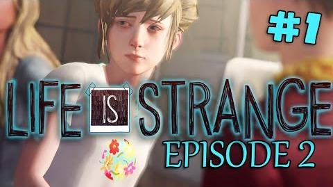LIFE IS STRANGE Out of Time ( 1) Kate's Video