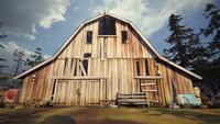 Barn-front