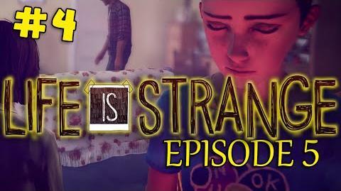 LIFE IS STRANGE POLARIZED ( 4) Nightmare