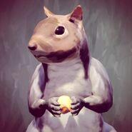 PSN Avatar Squirrel