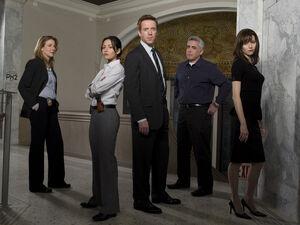 Life Season 1 Cast