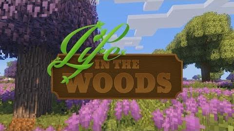 Life in the Woods Official Trailer Minecraft Modpack