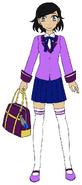 Luna Real Life Uniform