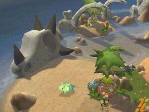 Uncharted Isle