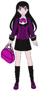 Venomiss Real Life Uniform