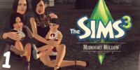 The Sims 3 Midnight Hollow LP