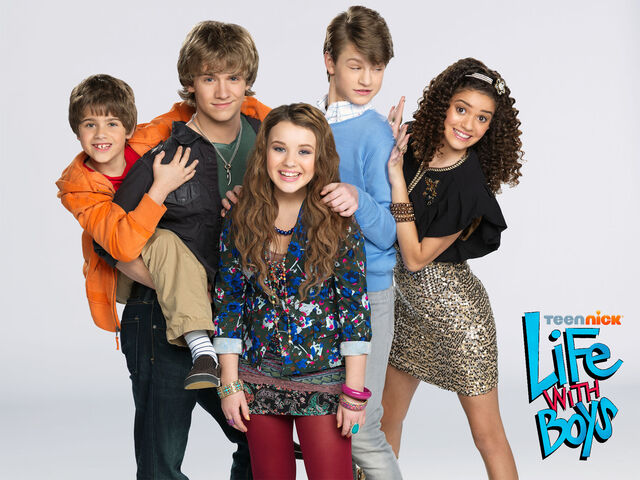 File:Life with Boys Cast.jpg