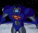 Traje espacial do Superman