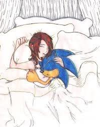 Kimoko and sonic