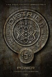District 5 Seal