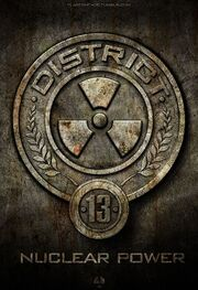 District 13 seal