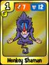 Monkey Shaman