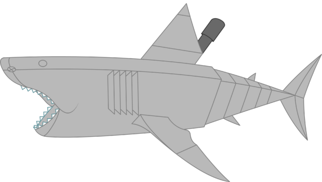File:Mechanical great white shark pose 1a.png