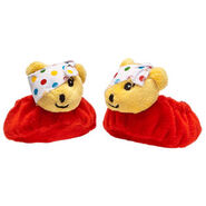 Red Pudsey Slippers