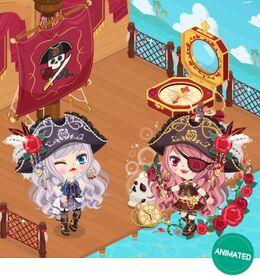 Rose Pirates