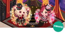 Moulin Rouge Gacha Banner