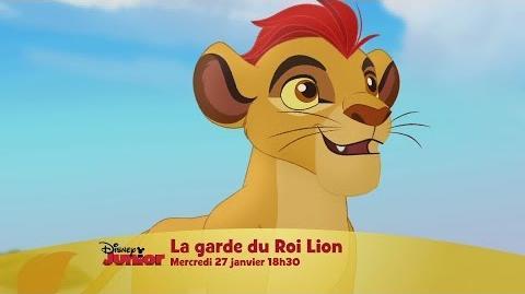 La Garde du Roi Lion Un Nouveau Cri - Mercredi 27 janvier à 18h30!