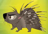 Porcupine-p
