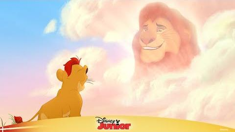 Kion's Lament (Danish)