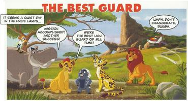Best-guard-panel