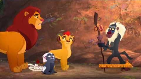 The Lion Guard Soundtrack The Legend of Scar