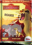 Lionguard-stickeralbum