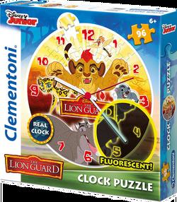 Clockpuzzle