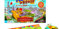 Roaring Rescue Game