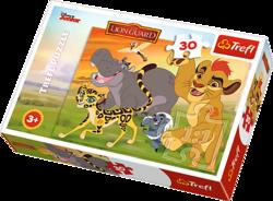 Trefl-puzzle-30-dilku-lvi-hlidka-18210-0