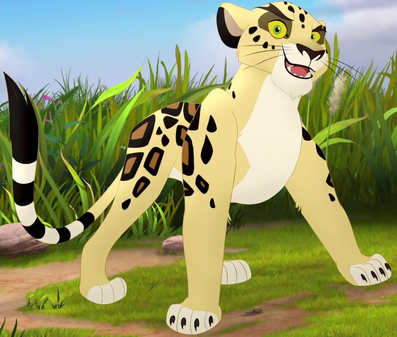 Makucha The Lion Guard Wiki Fandom Powered By Wikia